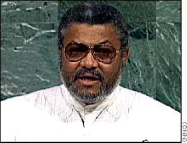 Council of State damns Rawlings